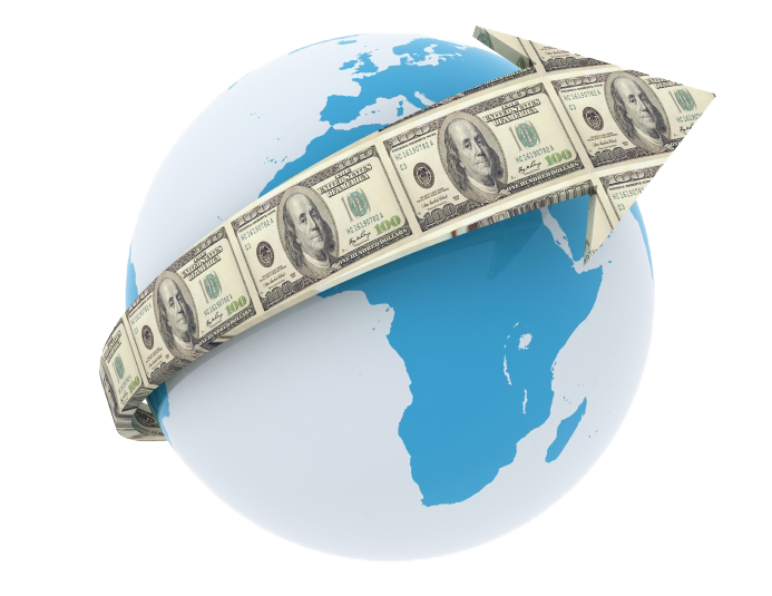 Денежные переводы в иностранной валюте